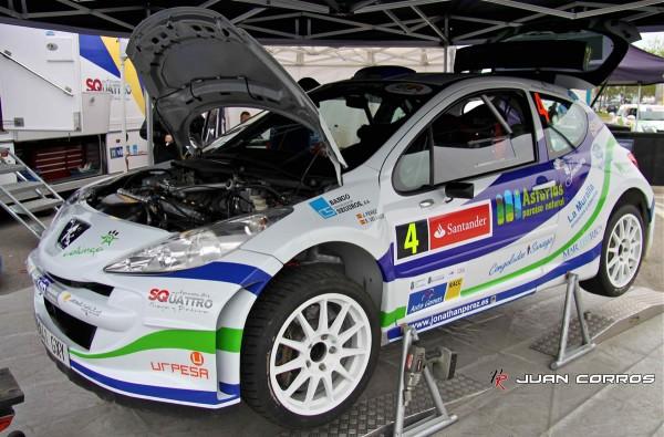 Rally Internacional Cantabria 2012