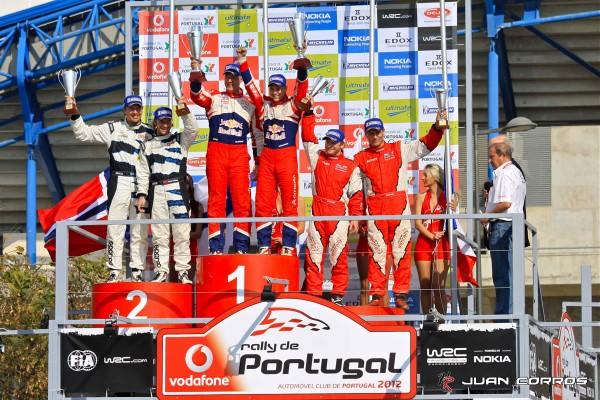 Rally de Portugal 2012