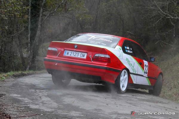 Rallysprint de Navelgas 2011