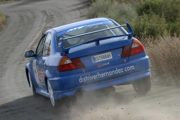 Rallysprint de La Pinilla - Mazarrón 2010