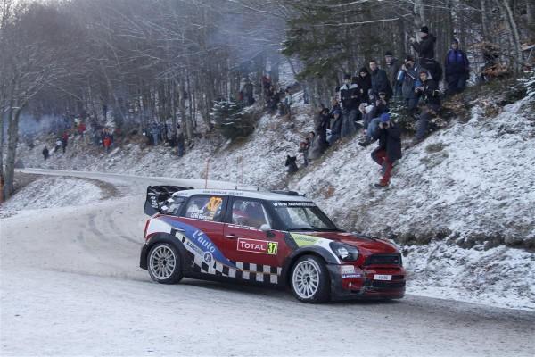 Rally de Montecarlo 2012