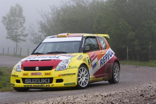 Rally Internacional Cantabria 2012