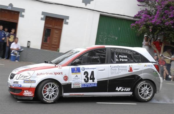 Rally Isla de Gran Canaria 2012