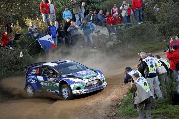 Rally de Italia 2012