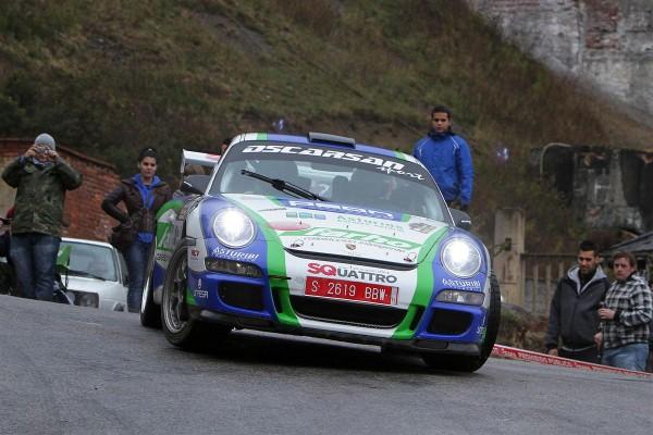 Rally Montaña Central 2012