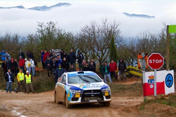 Rally de España - Catalunya 2012