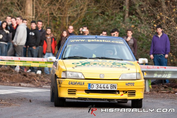 Rally Villa de Pravia 2010