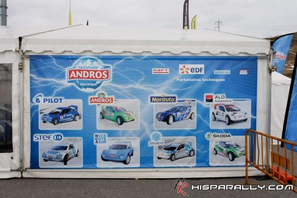 Trophée Andros 2011
