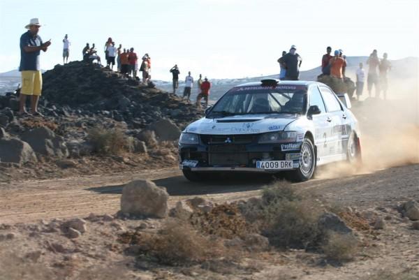 Rally de tierra de Lanzarote 2009