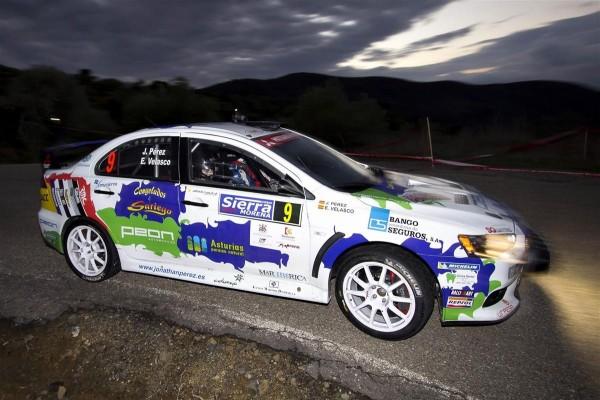 Rally Sierra Morena 2012